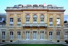 Paris, hôtel de La Vaupalière, Louis-Marie Collignon, 1768