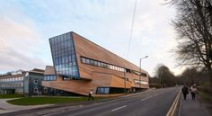 An Extension for the Centre of Cosmology and Astronomy Researchers at Durham University, England