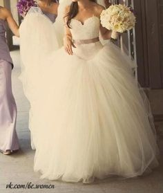 my pricess wedding dress