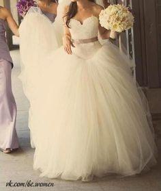 my pricess wedding dress