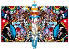 Artist UP - News - Interview de SPEEDY GRAPHITO : artiste avant-gardiste de l'Art urbain contemporain !