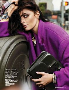Marinet Matthee by Alique for Vogue Netherlands