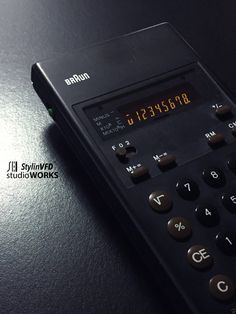 in Consumer Electronics, Vintage Electronics, Vintage Calculators