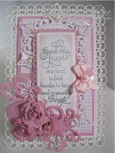 Fancy cards ...