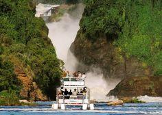 Murchison Falls National Park, Northwestern Uganda