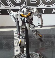 Robotech RPG Tactics - Skull Leader