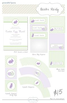 beautiful printable designs - can't wait to find a use for these