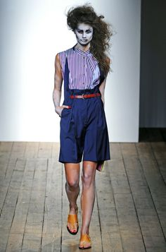 Vivienne Westwood Red Label RTW Spring 2014 - Slideshow - Runway, Fashion Week, Reviews and Slideshows - WWD.com