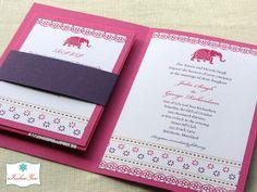 Imbue You Decorated Elephant Booklet Inside