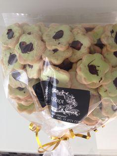 Otras galletitas de limón para regalar ;)