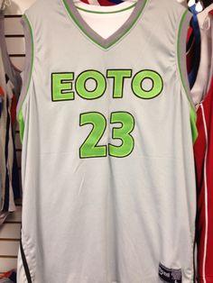 EOTO Custom reversible uniform 927dd36ce