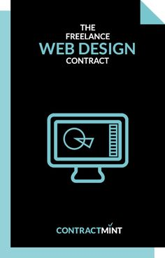 sample seo contract template web design contracts pinterest seo and template