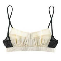 Brulee Vamp Collection Corset Soft Bra