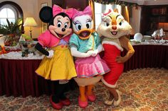 Minnie Mouse at Disney Character Central