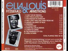 Ella Fitzgerald & Louis Armstrong - Ella & Louis (Full Album) (+playlist)