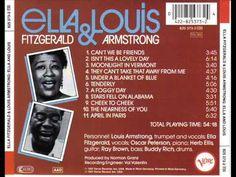 Ella Fitzgerald & Louis Armstrong - Ella & Louis (Full Album) <3