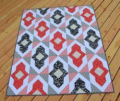 Locket Quilt Free Pattern