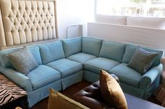 Stretch Slipcovers for Sectional Sofas