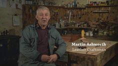 Leather Craftsman Pt1 on Vimeo