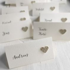 Craft Wedding, Wedding Paper, Our Wedding, Dream Wedding, Paper Crafts, Place Card Holders, Glitter, Norway, Party