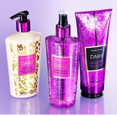 Victoria's Secret fantasies dare collection