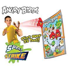 Buy Angry Birds Splat Strike Game online at JohnLewis.com - John Lewis
