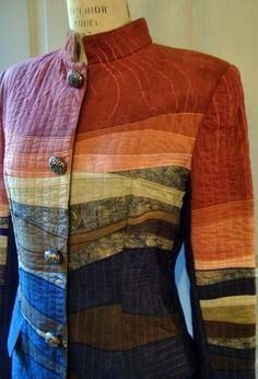 A Satin Stitch Adds Elegant Detail to Quilts and Garments - Threads