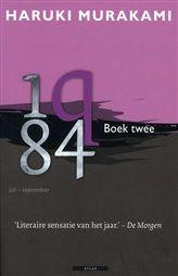1q84 / Boek 2 http://www.bruna.nl/boeken/1q84-boek-2-9789045021140