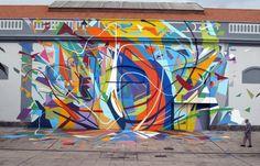 SABOTAJE AL MONTAJE #streetart jd