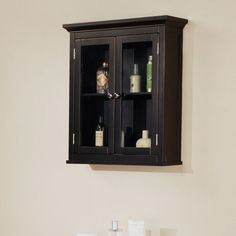Found it at Wayfair - Madison Avenue Wall Cabinet with Two Doors ...