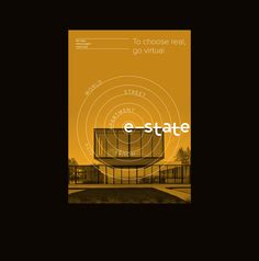 e-state on Behance