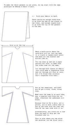 Costuming 101: Basic T Tunic by *rueyeet on deviantART