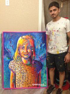 Emmanuel SA Artist