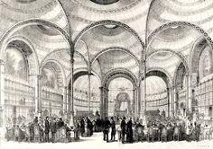 Grabado de la Biblioteca Nacional de París