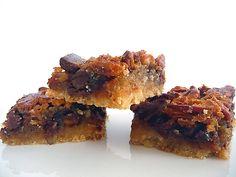 Pecan pie bars *using gf flour