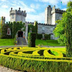 Dromoland Castle - Ireland.