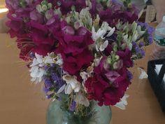 Wedding flower colors!