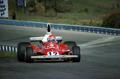 Niki Lauda (AUT) Ferrari 312T