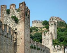 Soave - Walled Town and Castle Italy