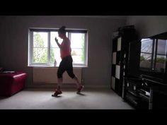 HIIT those 27 laps hardRoller Derby Workout Video! - Treble Maker 909
