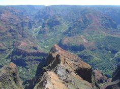 Wimea canyon, Kauai