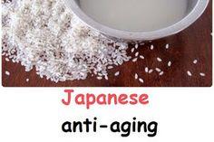 Japanese anti-aging treatment