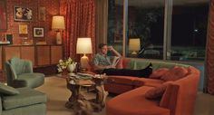 The 14 beautiful homes of The Astronaut Wives Club - Production Designer Mark White takes us inside and behind the scenes - 33 photos - Retro Renovation
