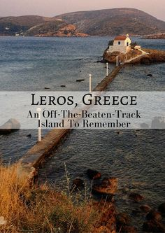 Leros, Greece- An Off The Beaten Track Island To Remember. This family-run hotel is one of the best in Greece! Greece Vacation, Greece Travel, Greek Culture, Backpacking Tips, Greek Islands, Travel Couple, Romantic Travel, Beautiful Landscapes, Adventure Travel