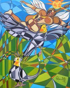 "METAMORPH-OSE Huile sur toile (41""X51"") de l'artiste peintre Gabriel Landry.  www.gabriellandry.com Gabriel, Artist Profile, Canadian Artists, Artists Like, Oil On Canvas, Contemporary Art, Creations, Sculpture, Fine Art"