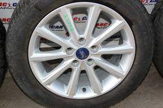Set jante aliaj cu anvelope M+S 205/55 R16 Ford Focus 3 2012-In prezent F1EC-B1B