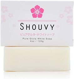 Pure Glutathione Whitening Soap - For Pigmentation, Permanent Scar Removal-Antioxidant & Anti Aging-Acne With Coconut Oil & Vitamins C, Oz Glutathione Whitening, Whitening Soap, Even Skin Tone, Vitamin C, Natural Skin, Coconut Oil, Pure Products, Rice Milk, Soaps