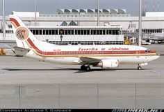 Egypt Air Boeing 737-566