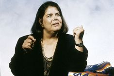 """Name: Wilma Mankiller  Dates: 1945-2010    Why she rocks: She was the first female chief of the Cherokee Nation for ten years. She overcame obstacles in a male-dominated leadership role. She developed projects to unite the men and women in her tribe, such as business and horticulture owning.    Quote: """"Growth is a painful process"""""""
