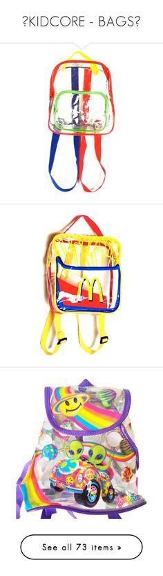 Designer Clothes, Shoes & Bags for Women Mini Backpack, Mini Bag, Kool Kids, Age Regression, Poor Children, Cute Backpacks, Clear Bags, Friends Mom, Other Outfits